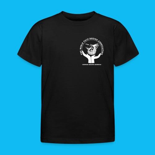 WTBA White PNG - Kids' T-Shirt