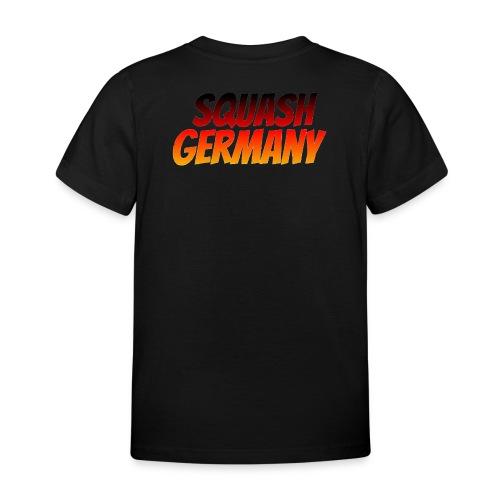 Squash Germany - Lasten t-paita