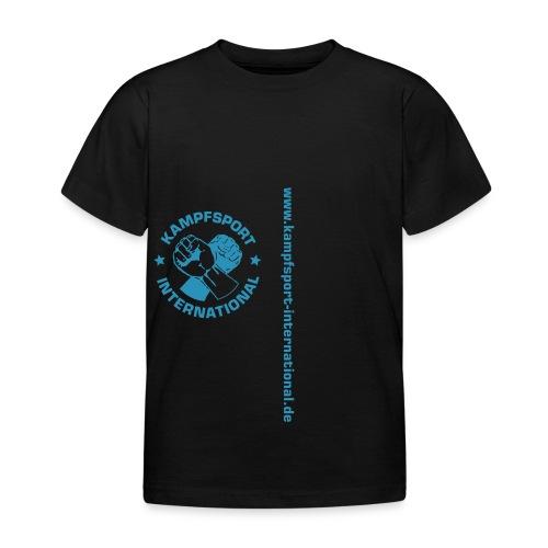 kiwebsite - Kinder T-Shirt