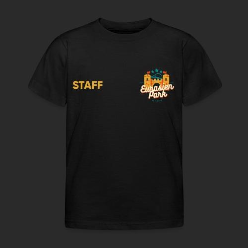 EURASIEN PARK Staff Supply - Kinder T-Shirt