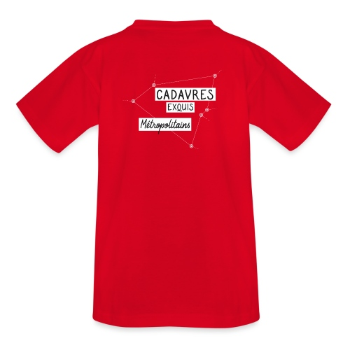 Cadavres Exquis Métropolitains - T-shirt Enfant
