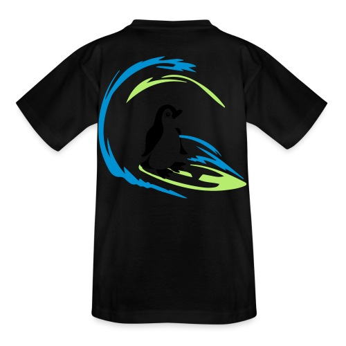 vegi.style surf - Kinder T-Shirt