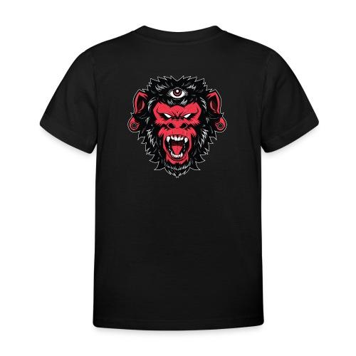 logo bearded monkeys - T-shirt Enfant