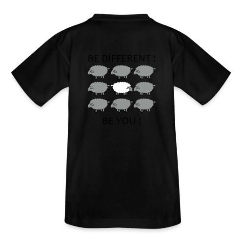 be-different-be-you-t-shi - T-shirt Enfant