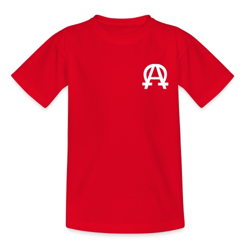 alpha-oméga - T-shirt Enfant