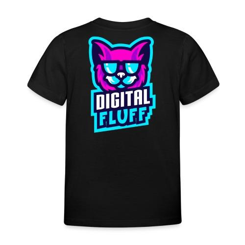 DigitalFluff - Kids' T-Shirt