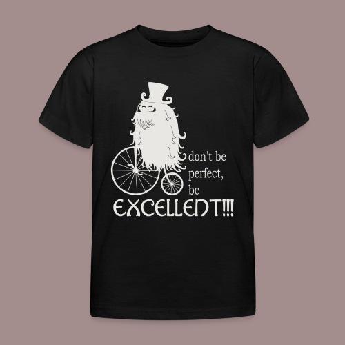 Excellent1 - Kinder T-Shirt