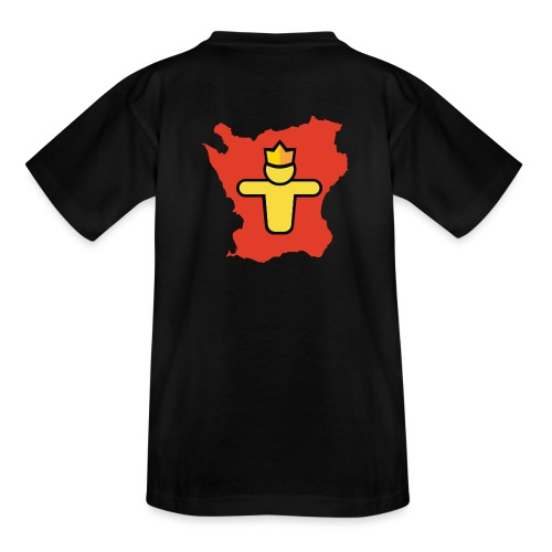 Turf Skåne symbol - T-shirt barn