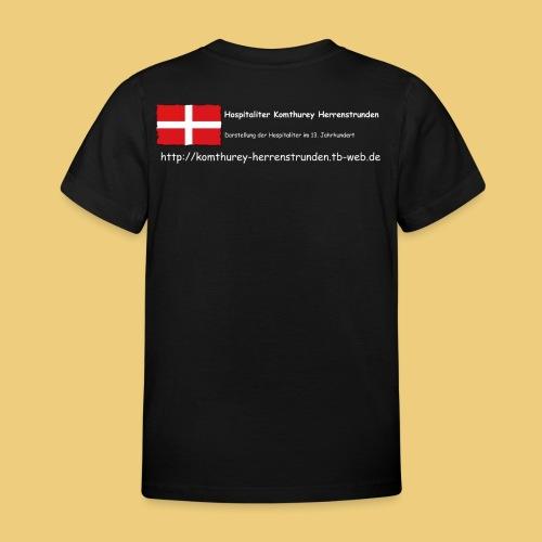 Aufkleber3 png - Kinder T-Shirt