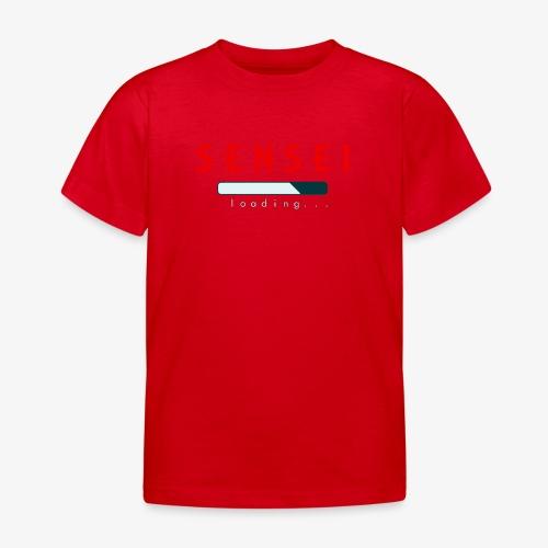 SENSEI LOADING... - T-shirt Enfant