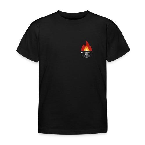 Bergfest BBQ Teamkleidung - Kinder T-Shirt