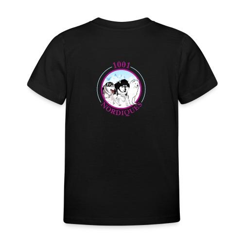 1001 Nordiques - T-shirt Enfant