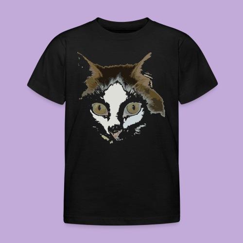 Fine Art Main Coon - Kids' T-Shirt