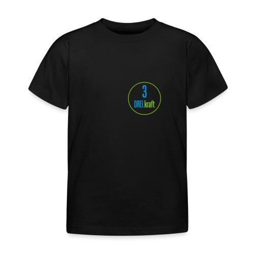 3dreiKraft-02 - Kinder T-Shirt