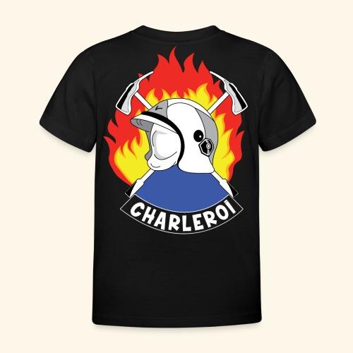 Emblème Pompier Charleroi - T-shirt Enfant