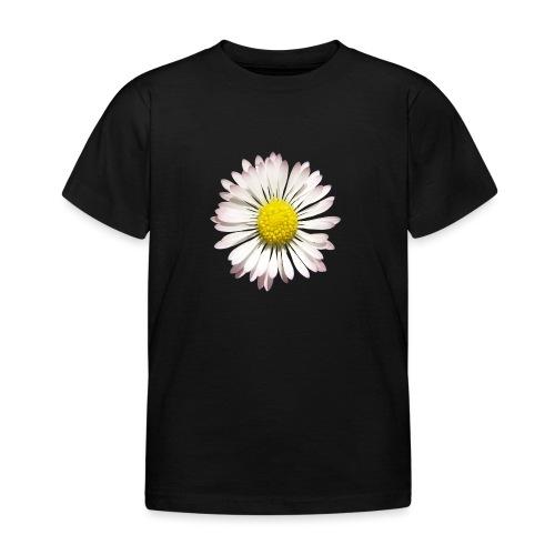 TIAN GREEN Garten - Gänse Blümchen - Kinder T-Shirt