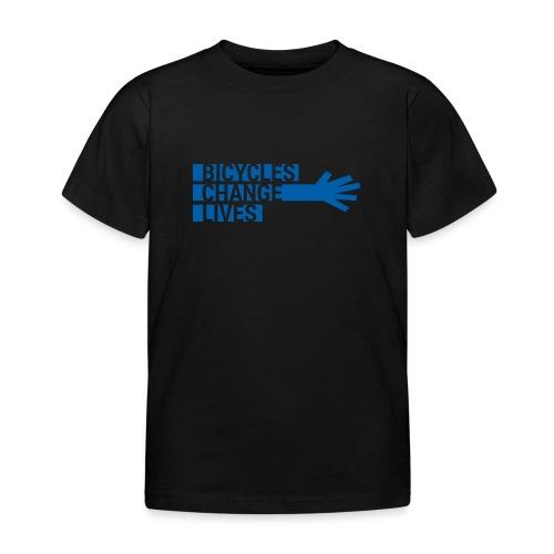 BCL Blue Hand - Kids' T-Shirt