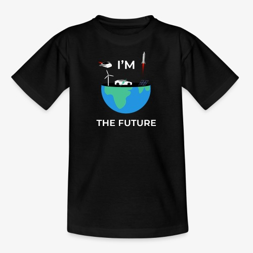 I'm the Future | Kids - Baby - Kinderen T-shirt