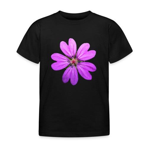 TIAN GREEN Garten - Storchschnabel 2020 01 - Kinder T-Shirt