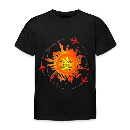 Mondo - Maglietta per bambini