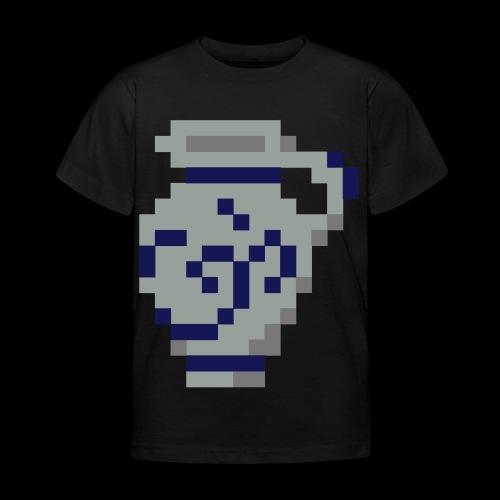 Pixel Bembel - Kinder T-Shirt