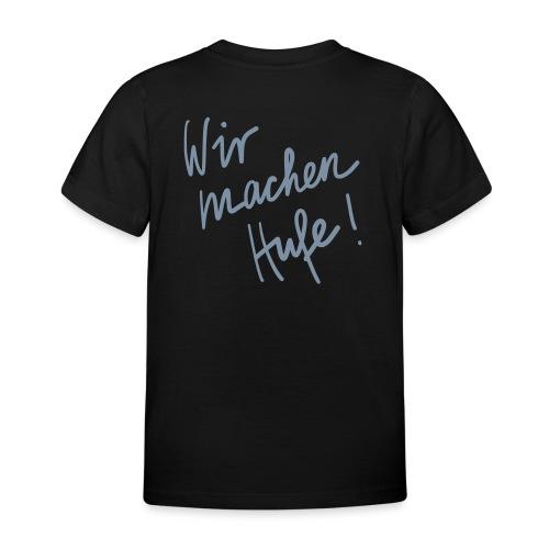 Wir_machen_Hufe - Kinder T-Shirt