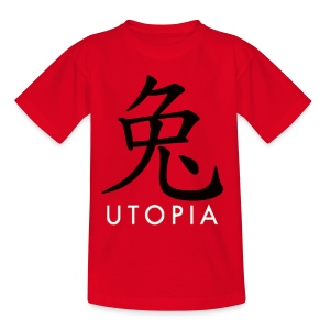 Utopia - Mr. Rabbit - Camiseta niño