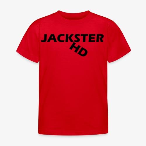 jacksterHD shirt design - Kids' T-Shirt