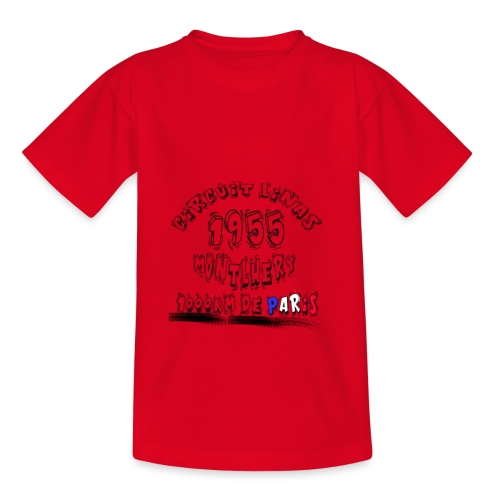 Les anciennes courses automobile - T-shirt Enfant