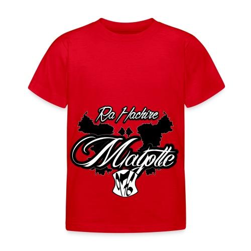 RA HACHIRI - T-shirt Enfant