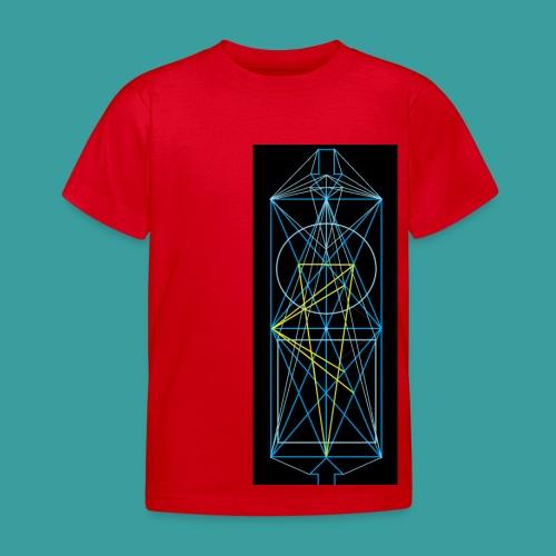 simmetria intelletuale - Maglietta per bambini