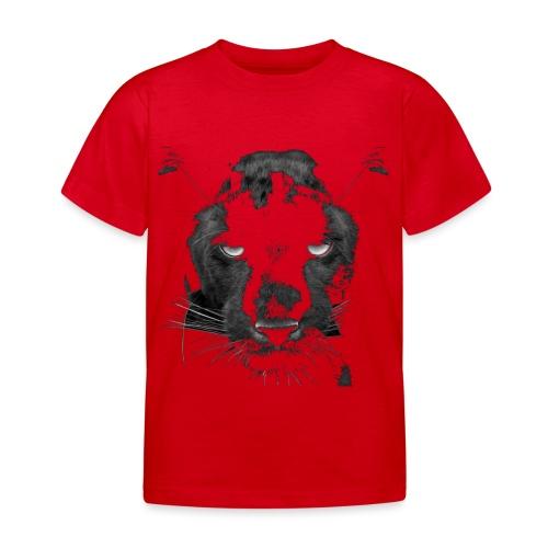 Pantere - T-shirt Enfant