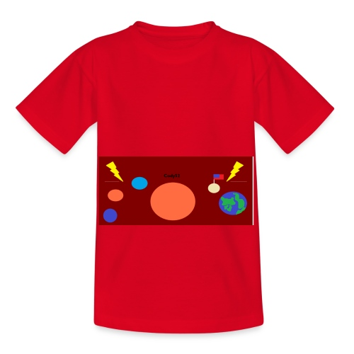 Kids & Babies Teddy Bear & Clothing Cody52 Design - Kids' T-Shirt