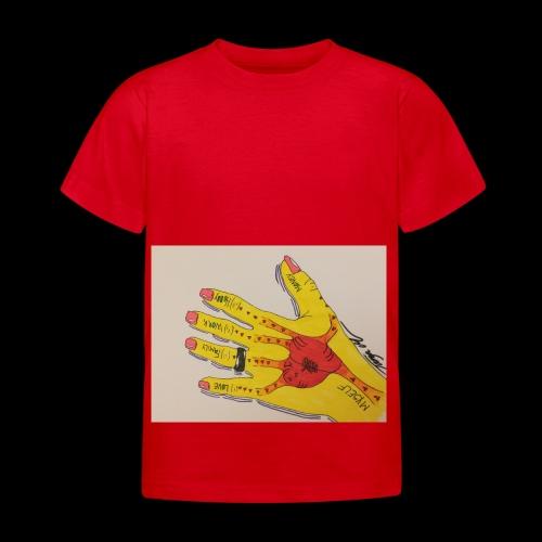 9D8D600F D04D 4BA7 B0EE 60442C72919B - Børne-T-shirt