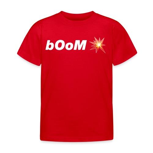 bOoM - Kids' T-Shirt