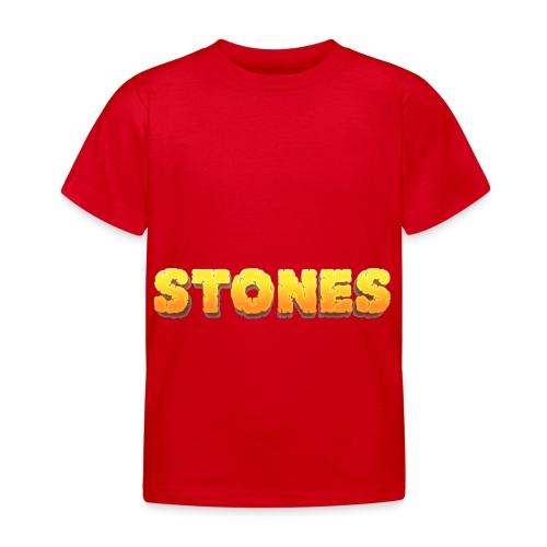 Stones - T-shirt barn