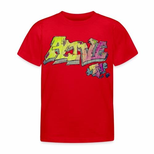 ALIVE TM Collab - Kids' T-Shirt