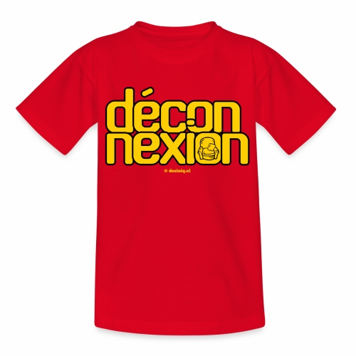 Déconnexion - Kinderen T-shirt