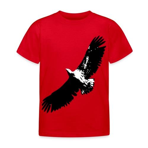 Fly like an eagle - Kinder T-Shirt
