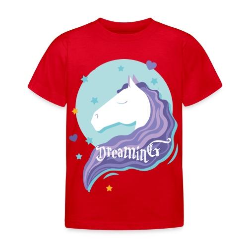 Dreaming - Kinder T-Shirt