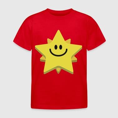 Little laughing star - Kids' T-Shirt