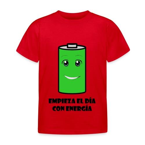 Pila - Camiseta niño
