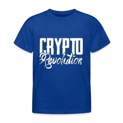 Crypto Revolution - Kids' T-Shirt