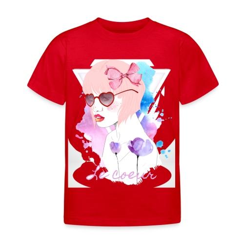Le coeur - T-shirt Enfant