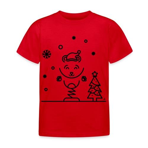 Noël bear 1 - T-shirt Enfant