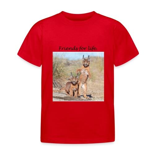 Amigos para la vida - Camiseta niño