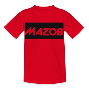 Mazob_Shirt_Design - Kids' T-Shirt