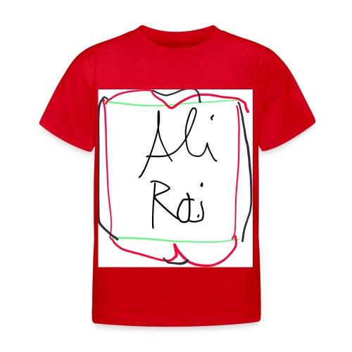 Ali roj - Kinder T-Shirt