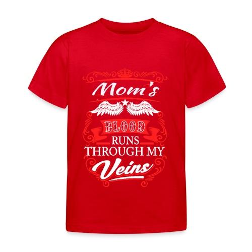 bonne idée pour montrer votre amour à la maman - T-shirt Enfant