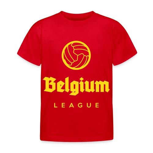 Belgium football league belgië - belgique - T-shirt Enfant